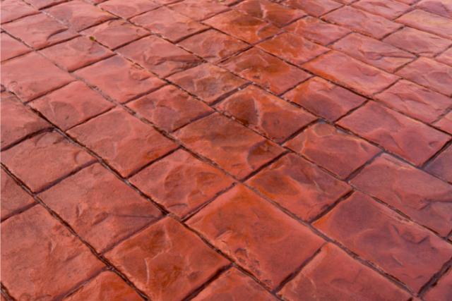 Portland Concrete staining